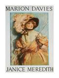 Janice Meredith Print