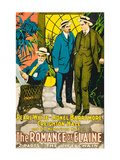 The Romance of Elaine Premium Giclee Print