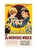 The Nervous Wreck Poster