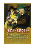 Regenerates Poster