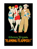 Flaming Flappers Prints