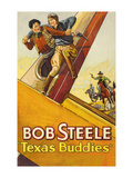 Texas Buddies Posters