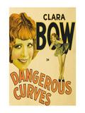 Dangerous Curves Plakater