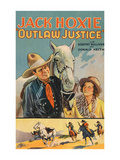 Outlaw Justice Print