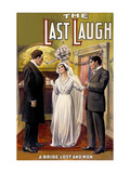 The Last Laugh - a Bride Lost and Won Prints