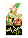Nix on Dames Prints