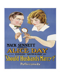 Should Husband's Marry Posters by  Pathecomedy
