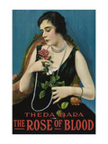 The Rose of Blood Prints
