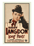 Long Pants Posters by  First National