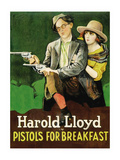 Pistols for Breakfast Art