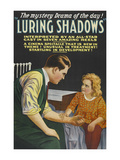 Luring Shadows Art