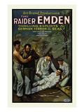The Raider Emden Print