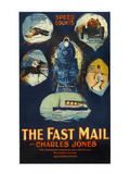 The Fast Mail Art