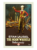 The Noon Whistle Poster by  Pathecomedy