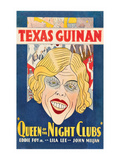 Queen of the Night Clubs Prints
