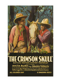 The Crimson Skull Affiches