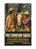 The Crimson Skull Posters