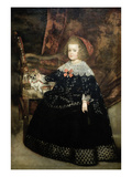 Maria Theresa, Infanta of Spain Prints by Juan Bautista Marti Nez Del Mazo