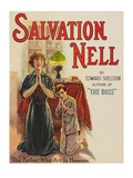 Salvation Nell - the Boss Poster