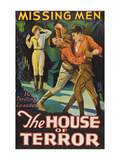The Missing Men Serial from the House of Terror Posters