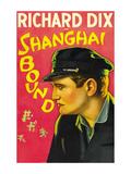 Shanghai Bound Print