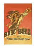 The Man from Arizona Posters