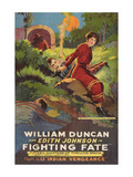 Fighting Fate - Indian Vengeance Serial Photo