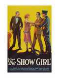 The Showgirl Posters