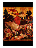 Resurrection of Christ Prints by  Francke