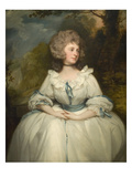 Lady Lemon Prints by George Romney
