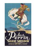 Silent Sheldon Poster