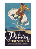 Silent Sheldon Print