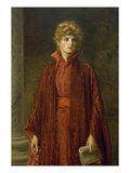Portia (Kate Dolan) Prints by John Everett Millais