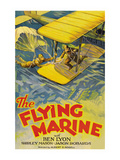 The Flying Marine Prints