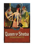 Queen of Sheba Prints