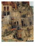 Tower of Babel - Detail Prints by Pieter Breughel the Elder