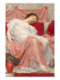 Jasmine Posters by Albert Joseph Moore