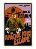 The Apache Kid's Escape Prints