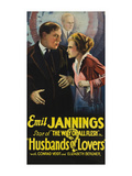 Husbands and Lovers Posters