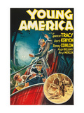 Young America Poster