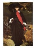 May Sartoris Prints by Frederick Leighton
