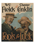 Fools for Luck Prints
