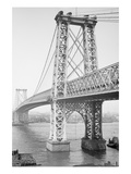 Williamsburg Bridge, New York, N.Y. Print