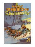 The Buckaroo Kid Print