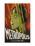 Metropolis Print