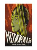 Metropolis Print