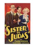 Sister to Judas Poster
