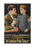 A Child for Sale Prints