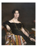 Madame Jacques-Louis Leblanc (Née Françoise Poncelle, Prints by Jean-Auguste-Dominique Ingres