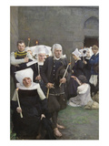 A Pardon in Brittany Posters by Pascal Adolphe Jean Dagnan-Bouveret